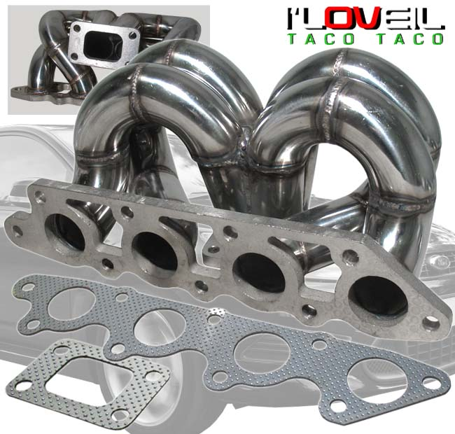 Ford 2 3 Liter Turbo: 00 01 02-05 FORD FOCUS ZETEC 2.0L T3/T4 TURBO MANIFOLD
